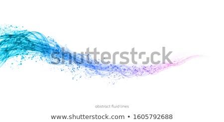 Abstract particella movimento Foto d'archivio © SArts