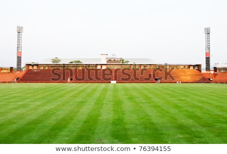Small football field Stock photo © boggy