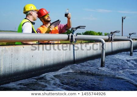 Wastewater Stock photo © hlehnerer