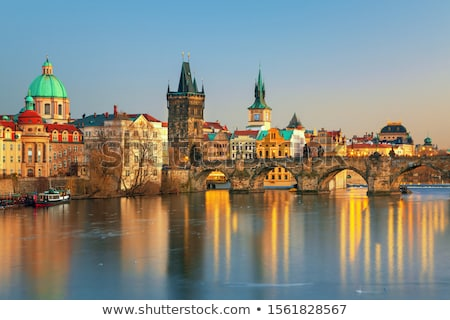 ancient landmarks of prague stock photo © givaga