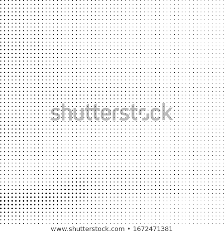 Halftone Pattern. Set of Dots. Dotted Texture. Distress Linear Design. Fade Monochrome Points. Pop A Stock photo © Valeo5