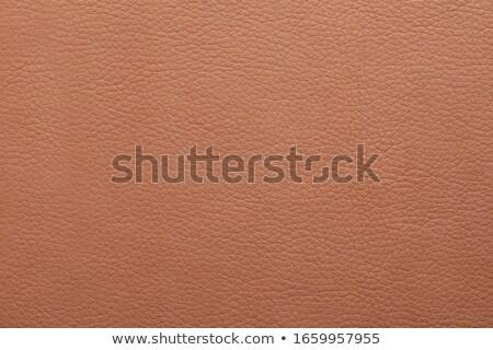 kahverengi · sırf · bez · model · soyut - stok fotoğraf © nuttakit