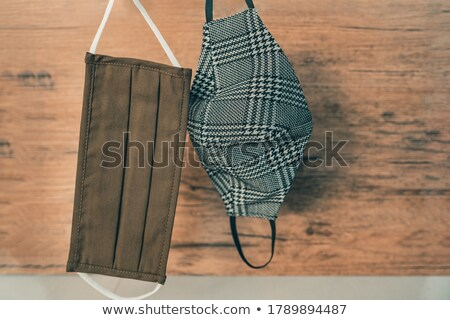 мужчин лице подвесной домой Сток-фото © Maridav