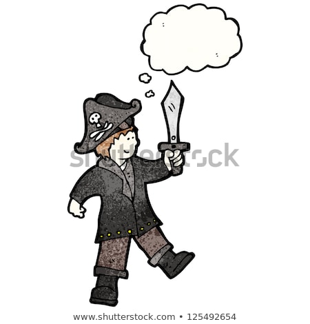 man dressed as a pirate Stock photo © photography33