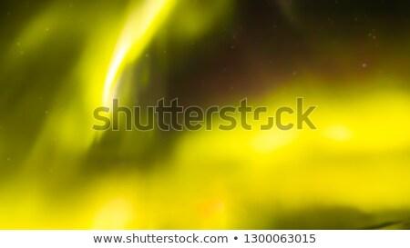 aurora borealis nice and powerful stock photo © artida