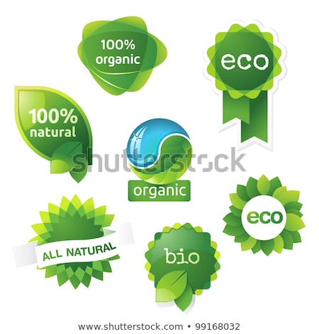 Environmentally Friendly Seal Stock photo © mscottparkin
