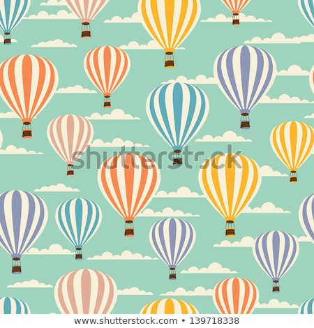 hot-air ballon texture Stock photo © taviphoto