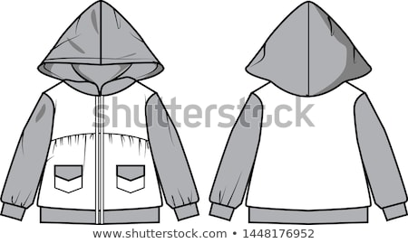 girl in a hooded jacket stock photo © alexeys