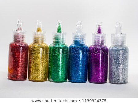 glitter glue stock photo © ruzanna
