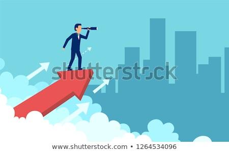 real estate market predictions stock photo © arenacreative