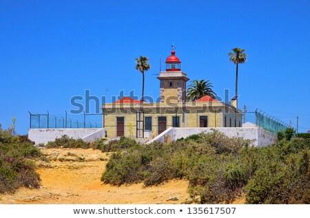 Ponta da Pidade lighthouse  Stock photo © LianeM