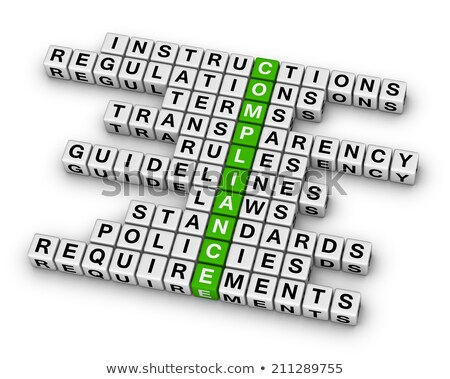 Legal Advice on Green Puzzle. Stock photo © tashatuvango