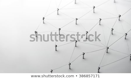 Network and internet communication concept isolated on white background	 stock photo © designers
