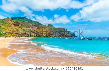 Mountains in the Canary Islands Stock photo © tracer