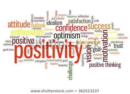 Anticipate change words Stock photo © fuzzbones0