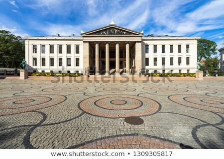Norwegian Law Stock photo © Stocksnapper