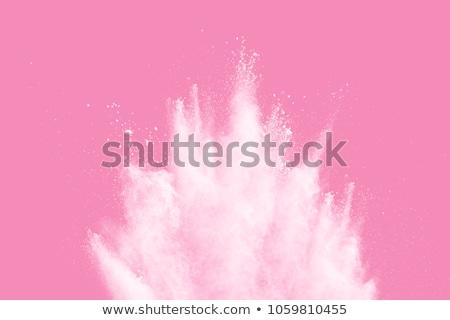 Sprinkles white and pink Stock photo © AvHeertum