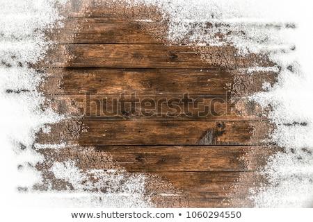 wet planks stock photo © stevanovicigor