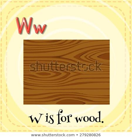 List w ściany ilustracja tekstury tle sztuki Zdjęcia stock © bluering