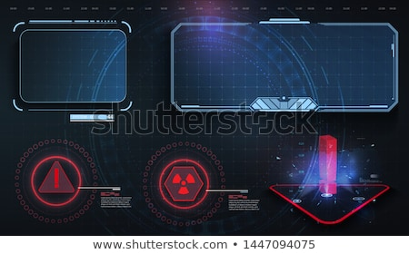 Abstract screen frame Stock photo © SwillSkill