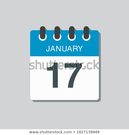 Kalender kid dag 3d illustration Stockfoto © Oakozhan