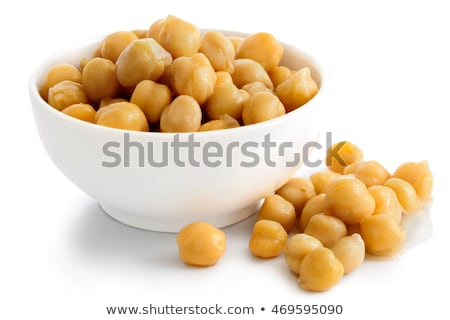 cooked chick peas Stock photo © Digifoodstock