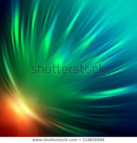 brillante · colorido · borroso · naturales · vector · eps10 - foto stock © romvo