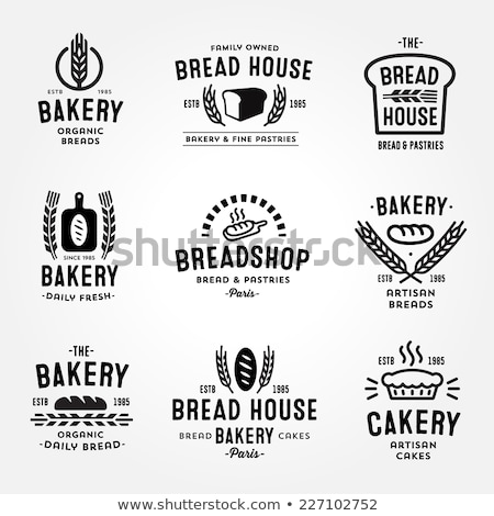 Oren tarwe bakkerij winkel markt Stockfoto © wavebreak_media