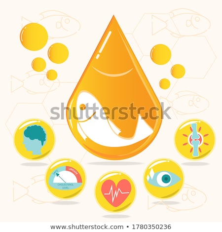 Fish Oil Power Stock photo © Lightsource