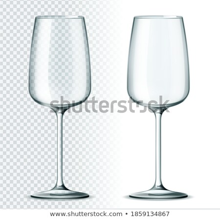 Champagne Classical Luxury Alcohol Drink Glassware Stock photo © robuart