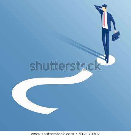 IT business problems vector concept metaphors. Stock photo © RAStudio