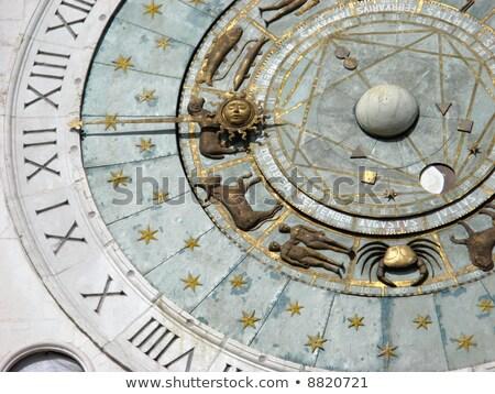 detail · milaan · Italië · decoratief · Europa - stockfoto © simply