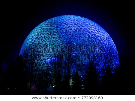Montreal Biosphere Stock photo © aladin66