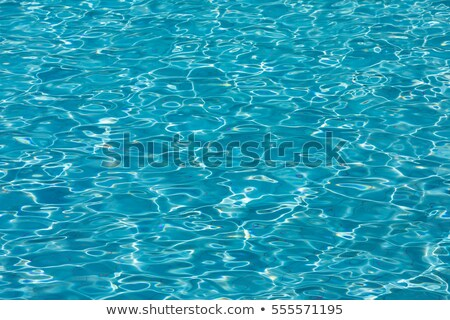 Basen wody obraz połowów deszcz Zdjęcia stock © ryhor