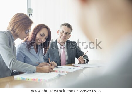 Stock photo: Business People # 45