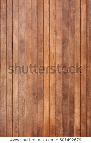 Stok fotoğraf: Background Of Old Wood Planks Covered In Rust