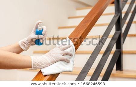 Stock photo: housecleaning