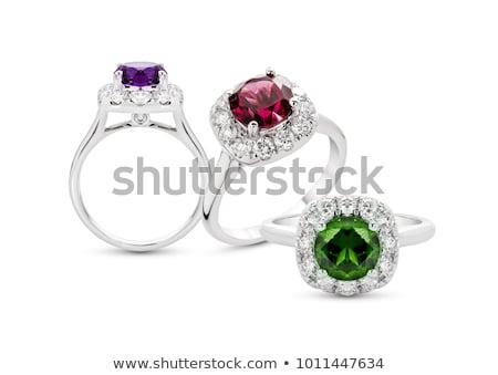 Colourful gemstones stock photo © elxeneize