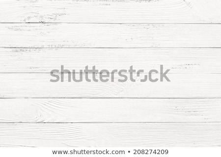 Сток-фото: White Planks