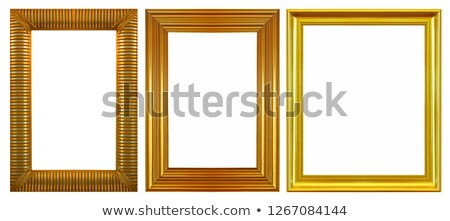 Baroque margin Stock photo © richardjary
