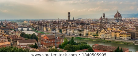florence panorama stock photo © joyr