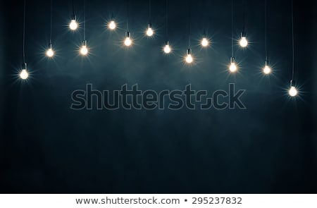 Glass Floodlight Background Texture Photo stock © donatas1205