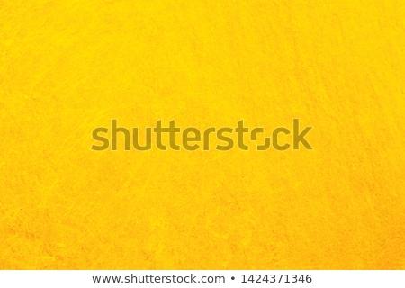 Gelb Textur gemalt Grunge Leinwand Papier Stock foto © hitdelight