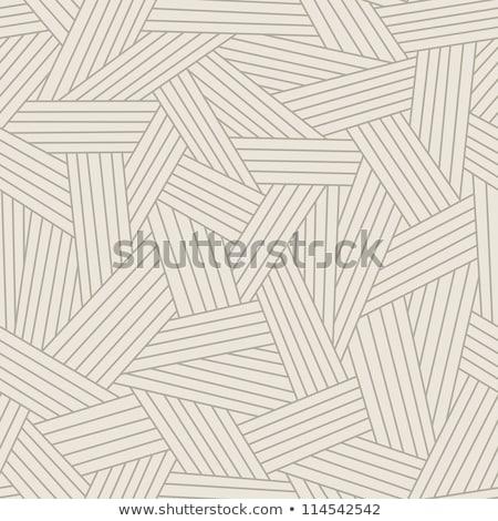 Seamless wickerwork pattern. Stock photo © Leonardi