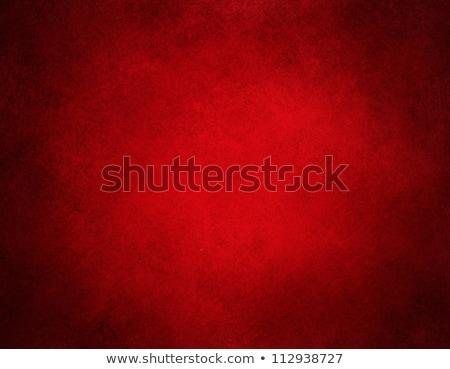 Photo stock: Noir · frontière · rouge · texture · design · peinture
