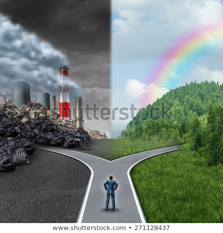 Climate Choice Stock photo © Lightsource