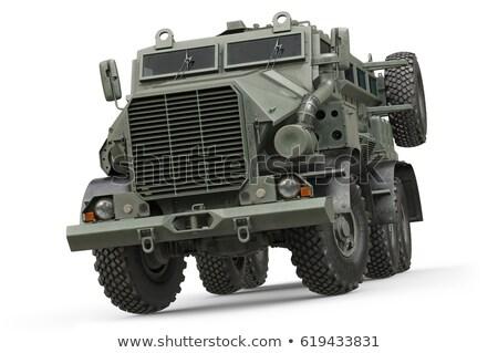 militar · equipamento · velho · luz - foto stock © oleksandro