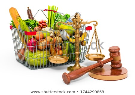 food law stock photo © lightsource
