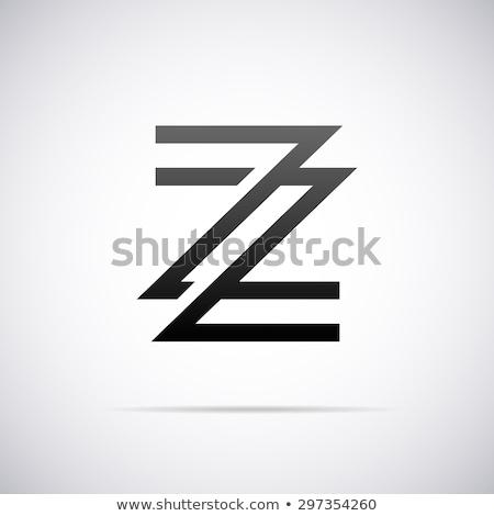 商业照片: 标志 · 图标 · 字母z · 设计