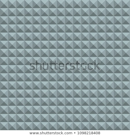 Pirâmides branco padrão vetor papel construção Foto stock © Said